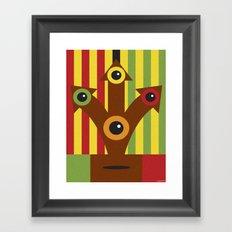 KWANZAA Framed Art Print
