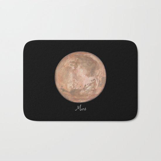Mars #2 Bath Mat