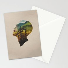 Out Of Mind Stationery Cards