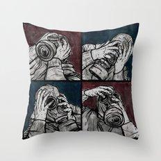 Four Throw Pillow