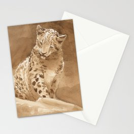 Wary Stationery Cards