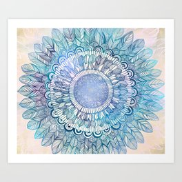 It's a glorious day, Buttercup Art Print