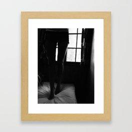a complicated kindness Framed Art Print