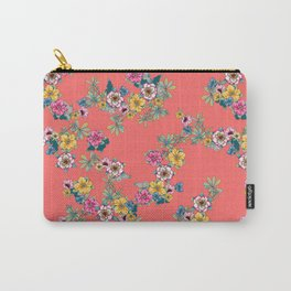 Havana Floral Carry-All Pouch