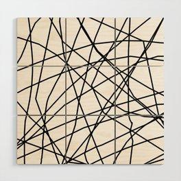 paucina v.3 Wood Wall Art