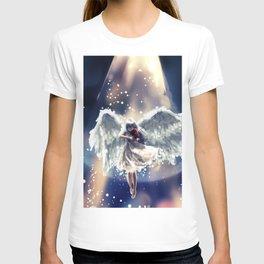 Angel Praying T-shirt