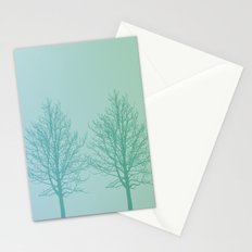 Zen Trees Stationery Cards