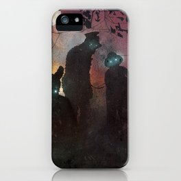 A Town Meeting iPhone Case