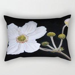 new bloom Rectangular Pillow