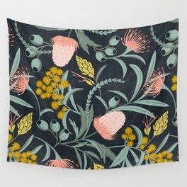 Flora Australis Wall Tapestry