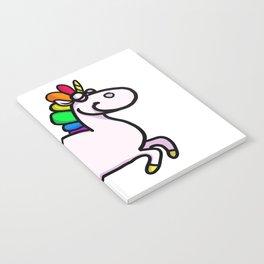 Flying unicorn Notebook