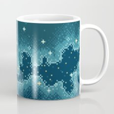 Northern Skies II Mug
