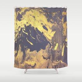 ECU Pour 1 Shower Curtain