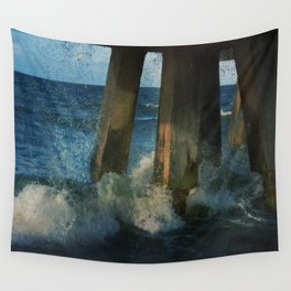 Beneath the Pier Wall Tapestry
