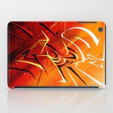 Light n' shad iPad Case
