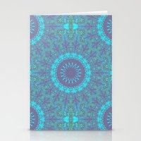acid Stationery Cards featuring Acid by Ziggy Starline