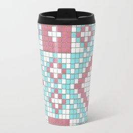 pastel pattern Travel Mug