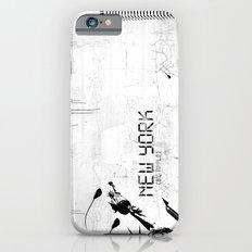 New York iPhone 6s Slim Case