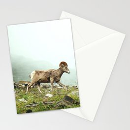 Mountain Ram Stationery Cards