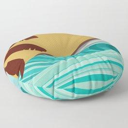 OLA SOLITARIO Floor Pillow