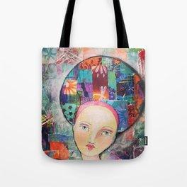 SASS Girl - Aubrey Tote Bag