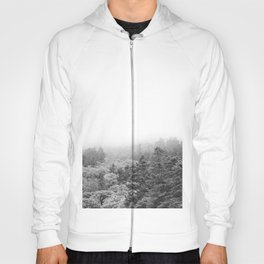 Forest Photography | Black and White Hoody