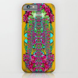 rainy day to cherish  in the eyes of the beholder iPhone Case