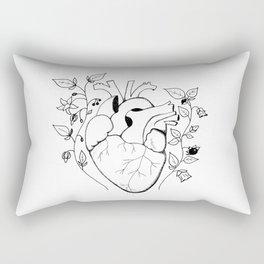 Impervious to Poison II Rectangular Pillow