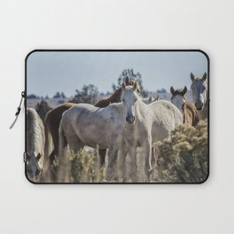 Traveler and His Bachelor Band Laptop Sleeve