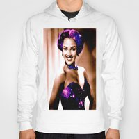 dorothy Hoodies featuring Dorothy dandridge by PureVintageLove