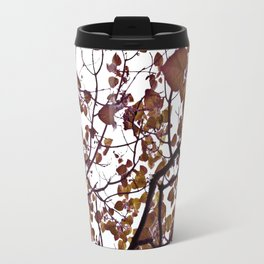 LITTLE BROWN Travel Mug