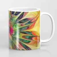 gypsy Mugs featuring Gypsy Dance by Klara Acel