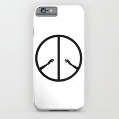 Peace struggle iPhone 6s Slim Case