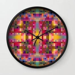 Pixifacto Wall Clock