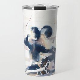 Wild dog Travel Mug