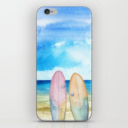 Surfs Up iPhone Skin