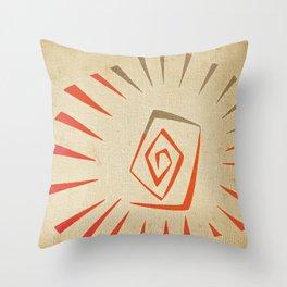 Sol Throw Pillow