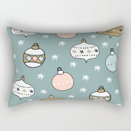 Jingle Bells Rectangular Pillow