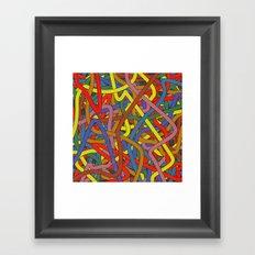 Gobia Knox Framed Art Print