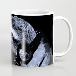 DJ Sloth Coffee Mug