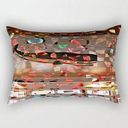 Whale of a Room Rectangular Pillow