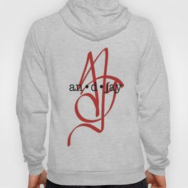 Two Cities Logo Hoody
