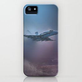 Wave Hopping iPhone Case