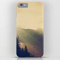 Sunrise over the Mountians iPhone 6 Plus Slim Case