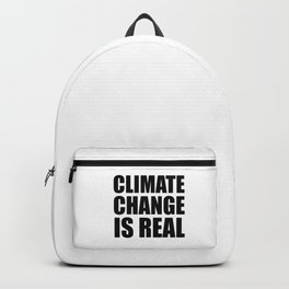Climate Change Backpack