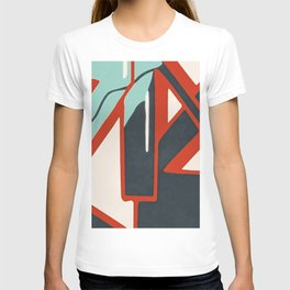 In the street No1 T-shirt