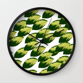 When All of the Leaves Fell Wall Clock