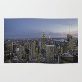 My golden city. Rug