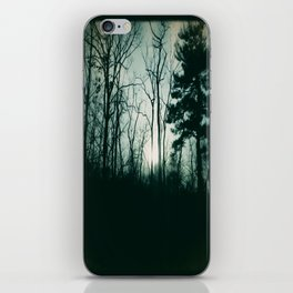 Gothic Forest iPhone Skin