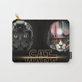 Cat Wars 4 Carry-All Pouch